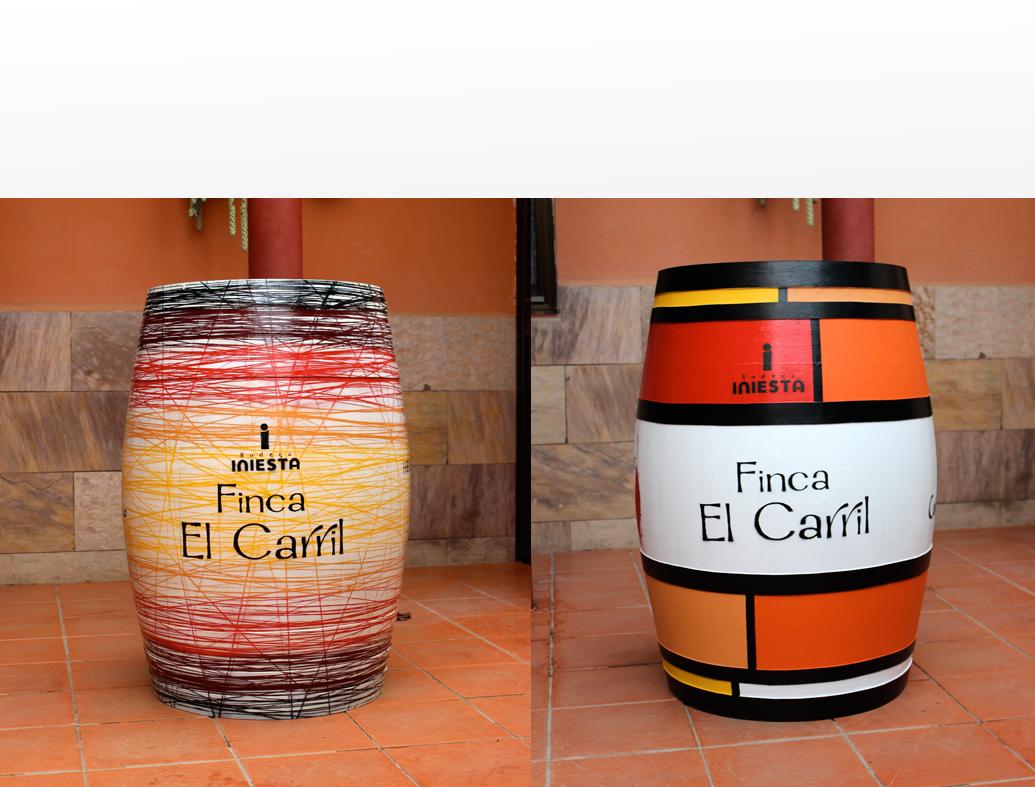 Barriles Iniesta
